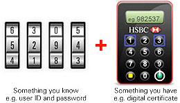 Consumer revolt over HSBC's 'Secure Key' for online banking